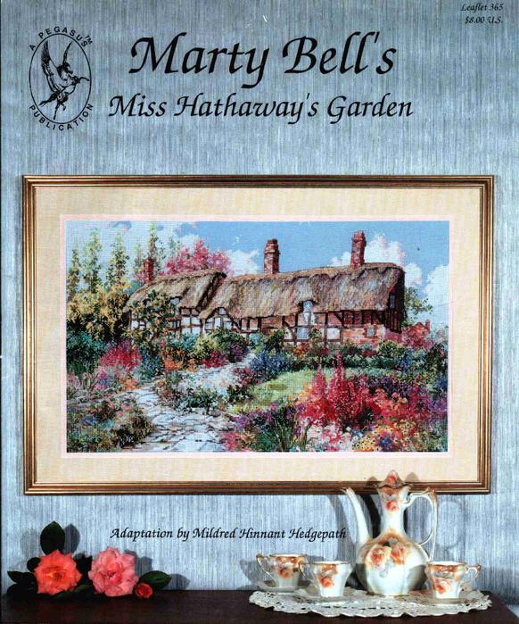 Miss Hataway's Garden (582x700, 607Kb)