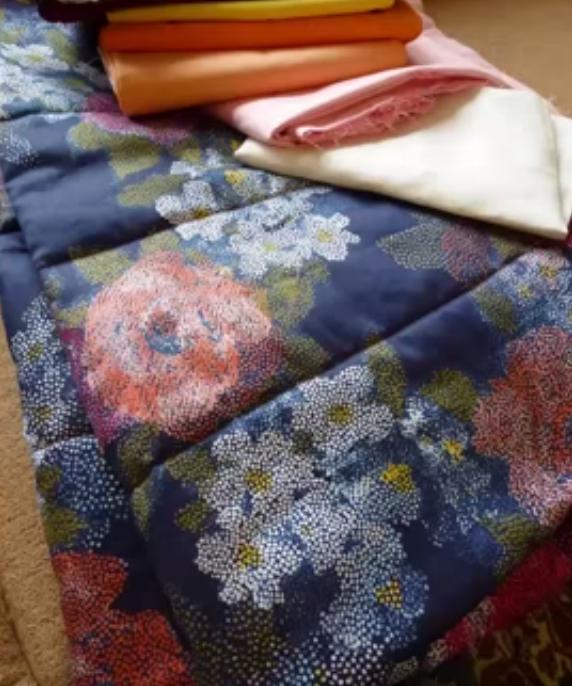 Ватное одеяло своими руками 32