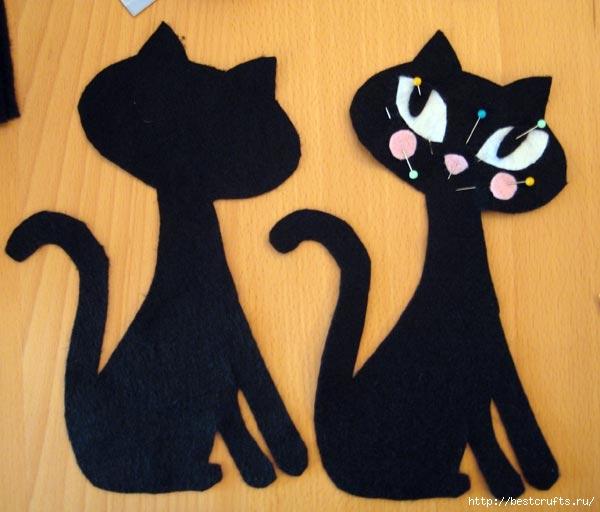 Шьем очаровательных кошек по выкройке (12) (600x512, 134Kb)