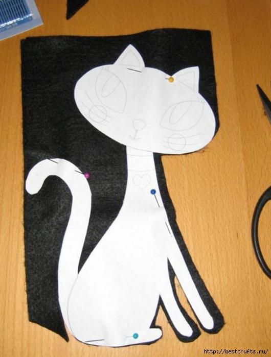 Шьем очаровательных кошек по выкройке (14) (530x700, 202Kb)