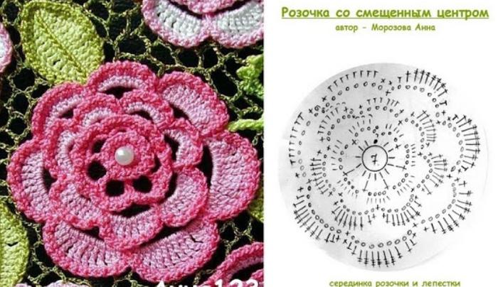 Изумительные жакеты с розами (2) (700x404, 471Kb)