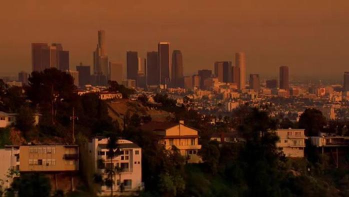 До смерти красивый Лос Анджелес