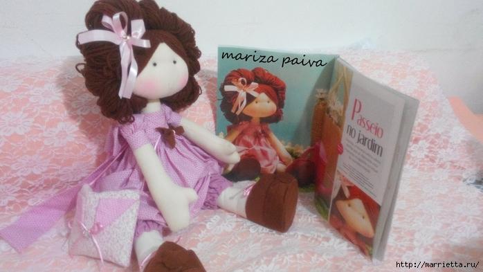 Кудрявая прическа для куклы. Мастер-класс в фотографиях (24) (700x393, 206Kb)