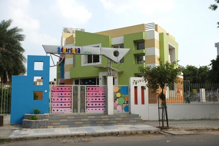 детский сад Aadharshila Vatika в нью дели 1 (700x466, 292Kb)