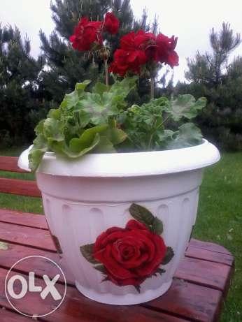 Варианты декорирования цветочных горшков (15) (346x461, 113Kb)