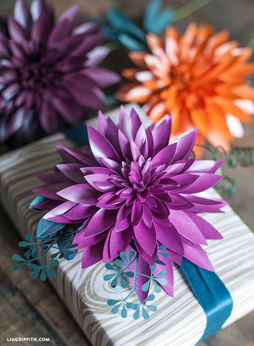 DIY_Paper_Dahlia_Gift_Topper (513x700, 451Kb)