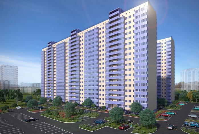 Новые квартиры в Краснодаре от застройщика Капитал-Инвест (3) (700x472, 433Kb)