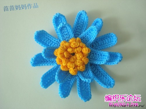 Вязание крючком. Сумочки с цветами. Идеи (7) (500x375, 104Kb)