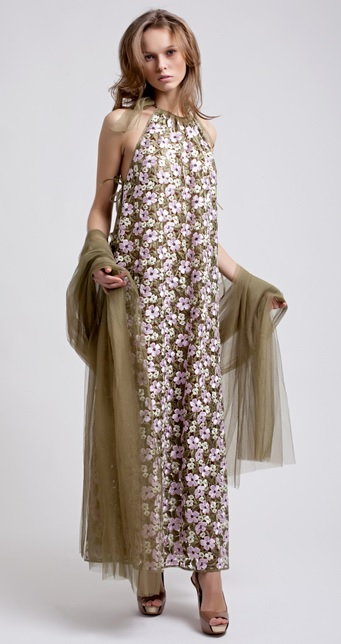 Какие тайны скрывает мода на вечерние платья в стиле ретро (4) (341x644, 147Kb)