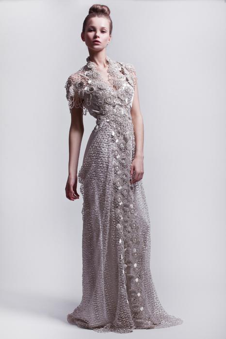 Какие тайны скрывает мода на вечерние платья в стиле ретро (8) (466x700, 212Kb)