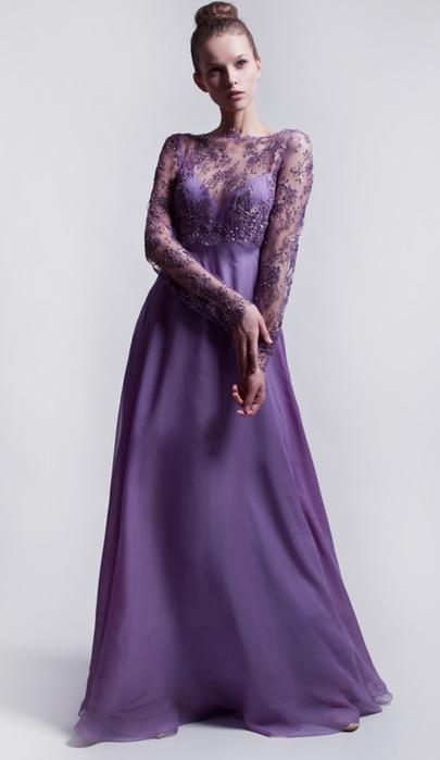 Какие тайны скрывает мода на вечерние платья в стиле ретро (12) (405x700, 135Kb)