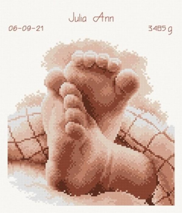 детские ножки - Самое