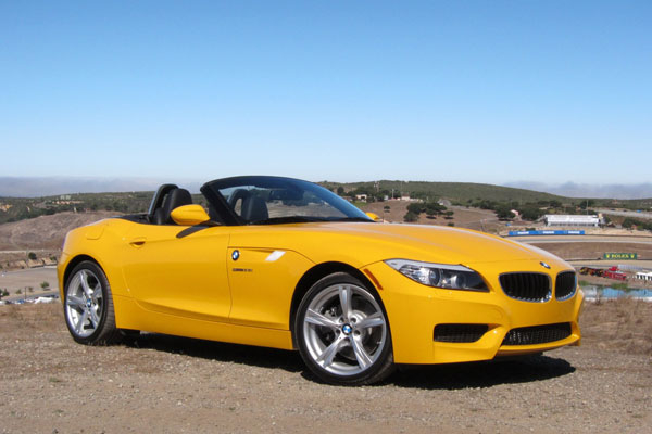 2. BMW 6 Convertible (600x400, 136Kb)