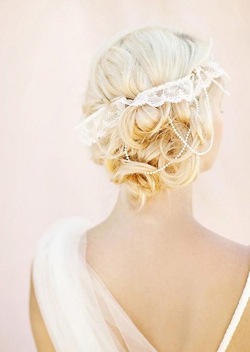 Красивые свадебные прически - много фото5 (498x700, 169Kb)