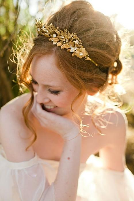 Красивые свадебные прически - много фото7 (466x700, 186Kb)