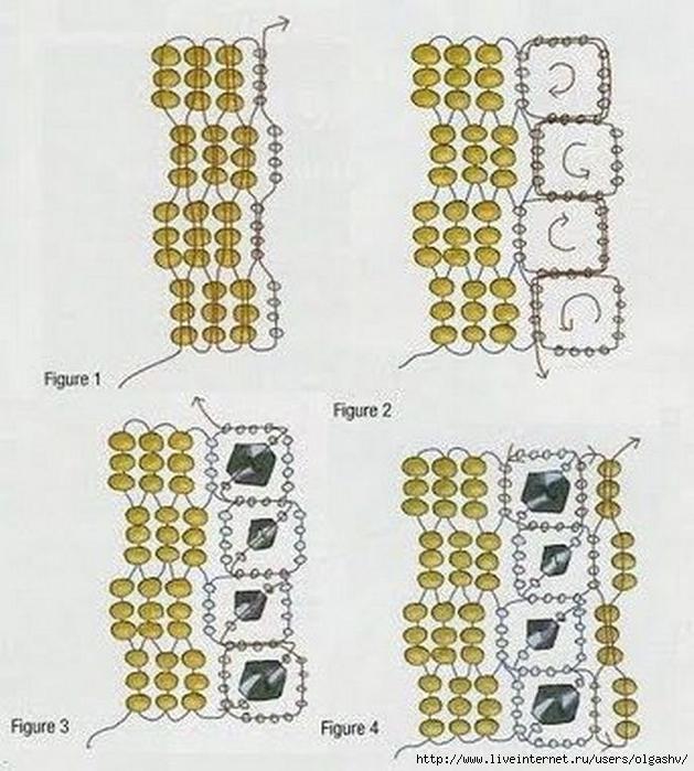 Плетение из бисера: удовольствие для больших и маленьких