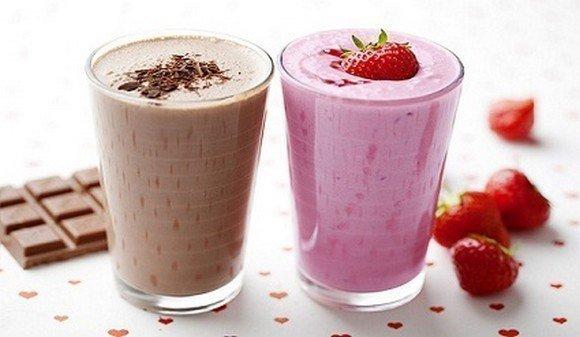рецепт шоколадного молочного коктейля из макдональдса