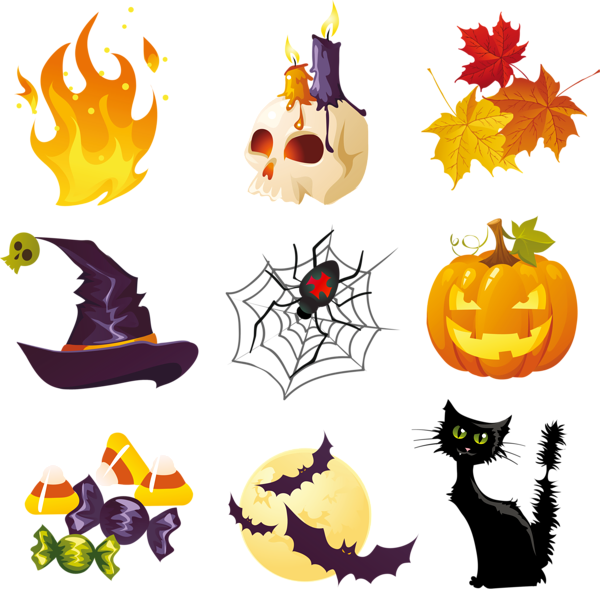 5663931_Halloween_Pictures_Collection_Clipart (600x593, 216Kb)