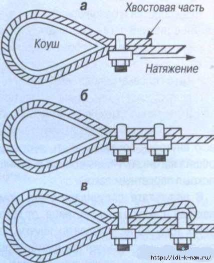 крепеж для троса купить в Киеве Таурус,/4682845_1331026539_1 (427x526, 97Kb)
