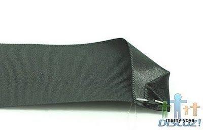 Розочки из лент для заколок и свадебных букетов (4) (400x256, 40Kb)