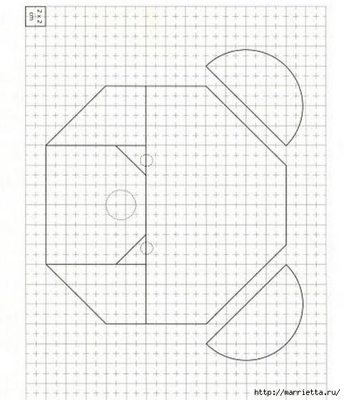 Пеленальный коврик - сумочка для малыша. Шьем сами (3) (482x561, 143Kb)