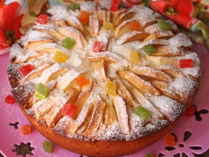 пироги с ягодами и фруктами - Страница 3 117310261_000