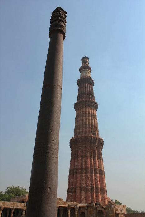 нержавеющий железный столб в индии 3 (466x700, 152Kb)