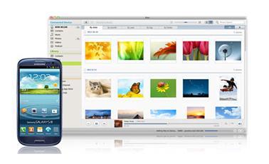 Samsung Kies, бесплатная программа для подключения телефонов к компьютеру