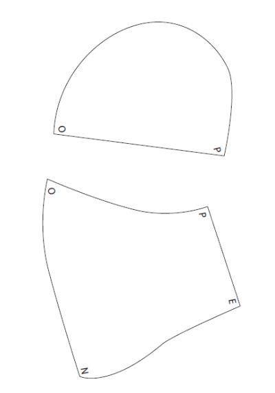 Как сшить плюшевого медведя. Выкройка и мастер-класс (7) (400x571, 23Kb)