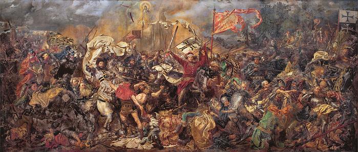 01 Matejko_Battle_of_Grunwald (700x297, 381Kb)