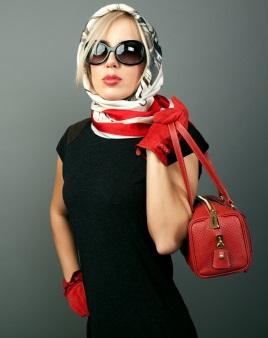 Красный цвет в женском гардеробе (2) (268x338, 69Kb)