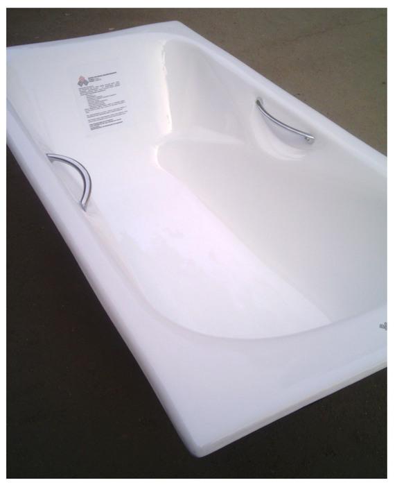 ванна чугунная 170х75 с ручками Goldman (570x700, 70Kb)