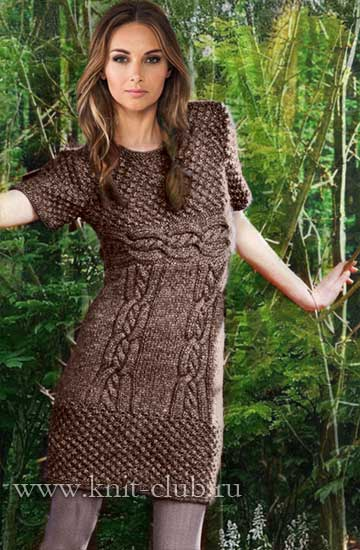 Вязание для женщин спицами.
