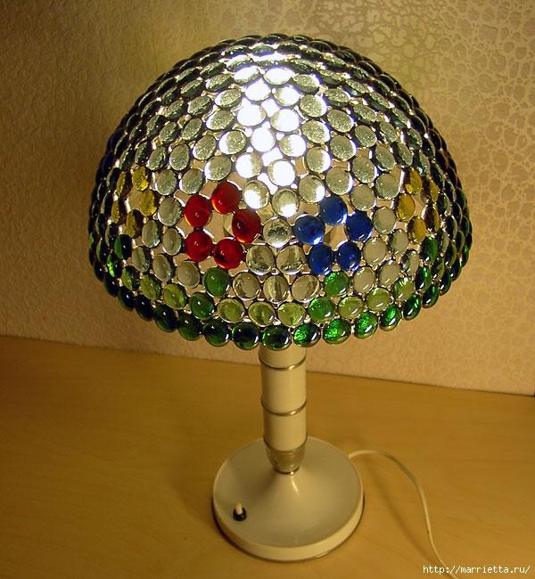 Абажур для лампы своими руками (5) (600x650, 265Kb)