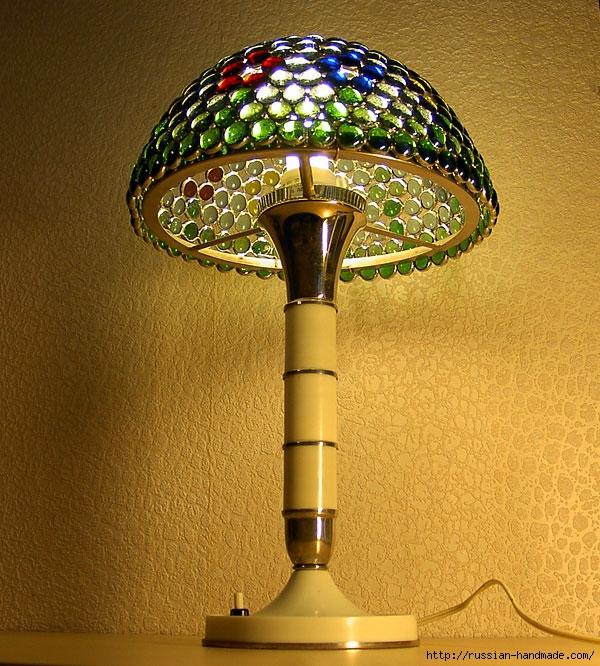 Абажур для лампы своими руками (23) (600x666, 337Kb)
