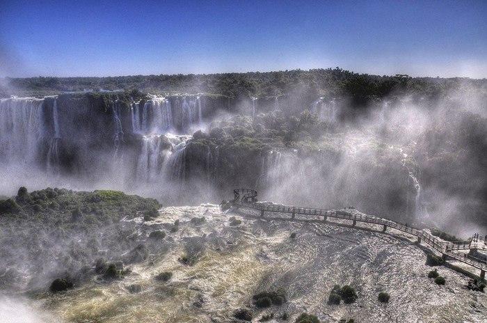 Водопады Игуасу (700x464, 87Kb)