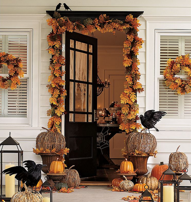 0  Pottery Barn Halloween Home Decor (378x400, 326Kb)