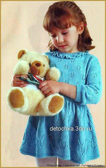 платье детское (442x700, 191Kb)