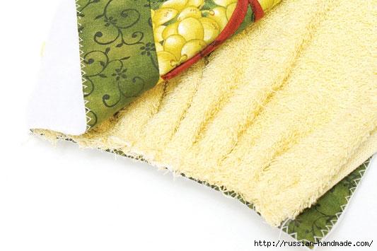 Кухонное полотенце с элементом техники пэчворк (29) (533x355, 123Kb)