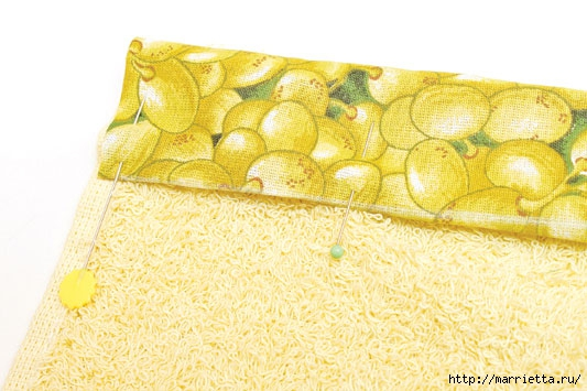 Кухонное полотенце с элементом техники пэчворк (24) (533x355, 148Kb)