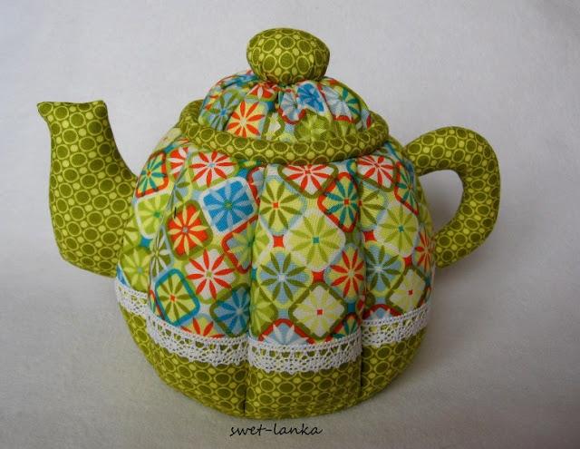 Мастер класс по пошиву чайников