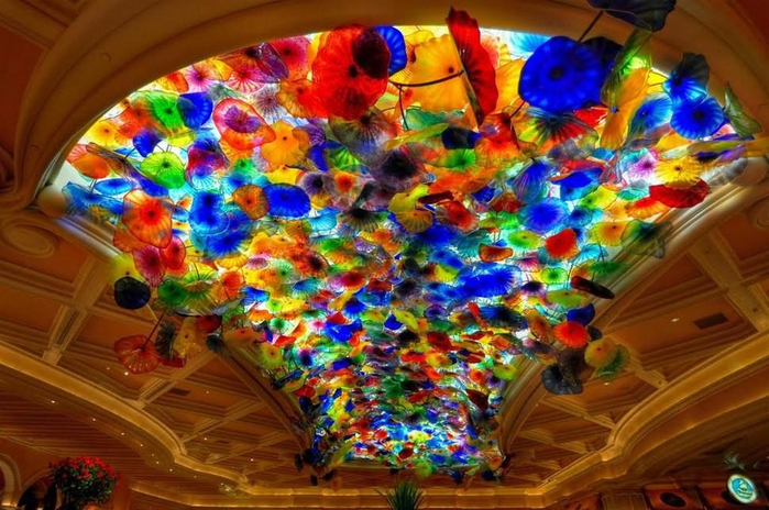 красивый потолок фото 6 (700x464, 439Kb)