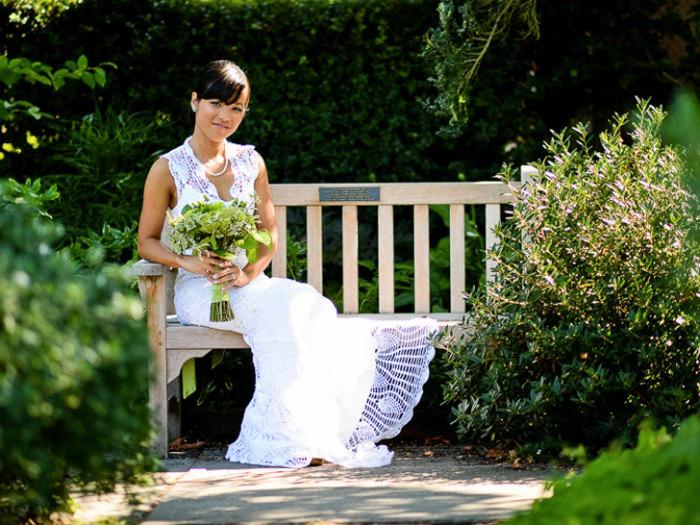 красивое свадебное платье фото 1 (700x525, 389Kb)