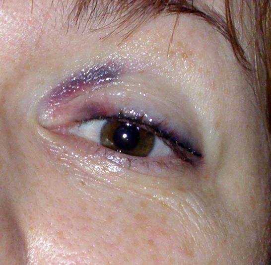 фото перманентный макияж на глазах, татуаж глаз, как выглядит татуаж глаз, как делают перманентный макияж глаз, зачем делать татуаж глаз, какие осложнения могут быть после татуажа глаз, Хьюго Пьюго отзыв о татуаже глаз,