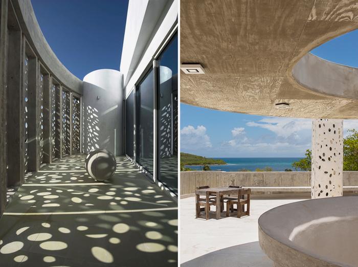 отель El Blok на карибских островах 5 (700x522, 411Kb)