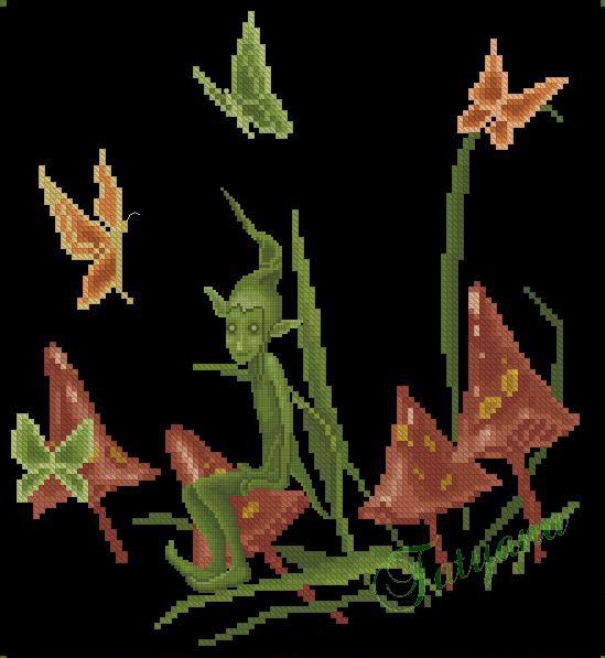 зелененький1 (549x597, 174Kb)