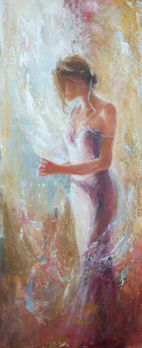 Karen Wallis - British Figurative painter - Tutt'Art@ (41) (287x700, 264Kb)