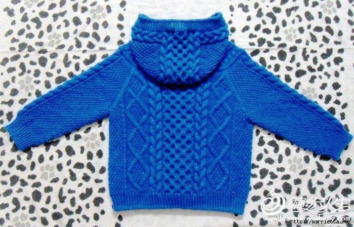 Курточка детская своими руками