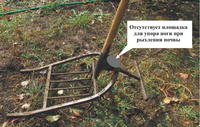 Ленивая лопата своими руками