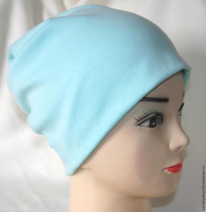 Сшить женскую шапку своими руками